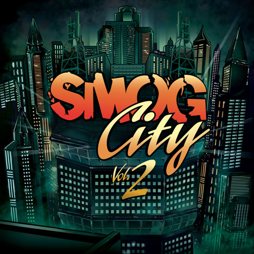 Starkey - Stroll (out now on Smog City Vol. 2)