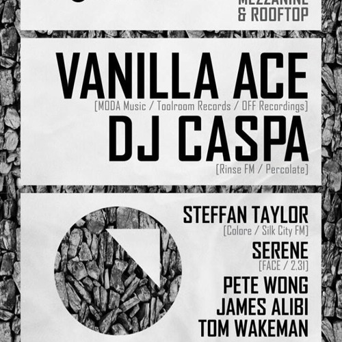 DJ CASPA UPFRONT AND PERSONAL VOL 31…19.11.13.