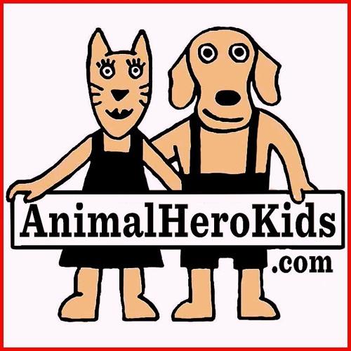 AnimalHero Stay Little Stray  - School performance by Dave Crawley for AnimalHero Kids