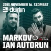 IAN Autorun & Markov Live @ Let It Roll on Tour Budapest 13/11/16