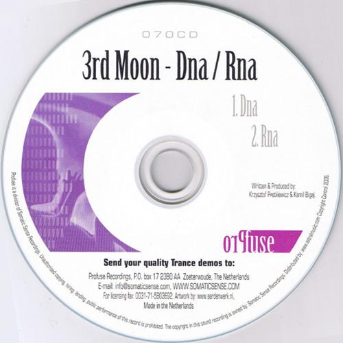 3rd Moon - DNA (Amir Hussain & Alan Ruddick Remix)