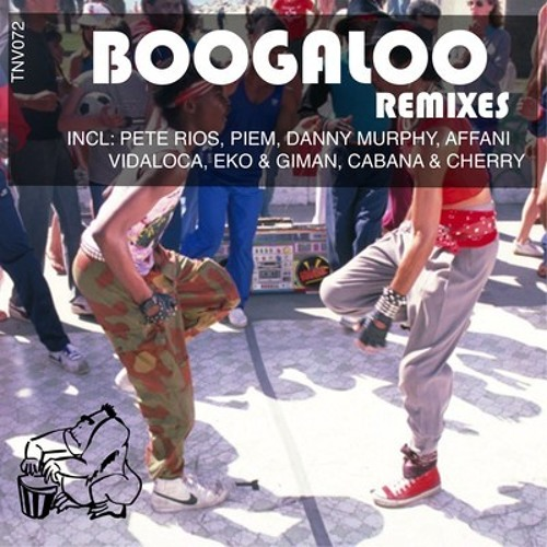 Darius Syrossian - Boogaloo (Cabana & Cherry Remix)