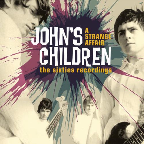 REMEMBER THOMAS À BECKET John's Children