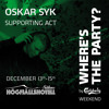 Oskar Syk - Carlsberg - Where's The Pre-Party Mix 2013-11-19 Artwork