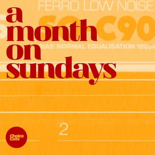 A Month On Sunday Vol 8 - November 2013