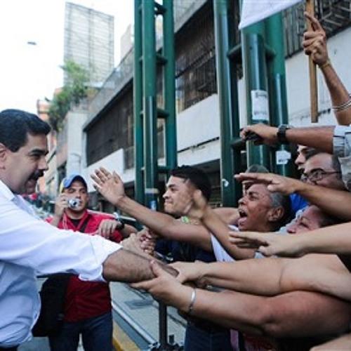 """Maduro's """"war"""" on the Venezuelan economy"""