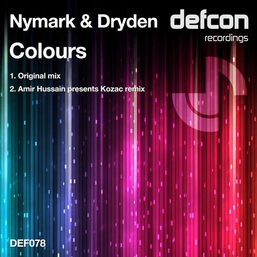 Nymark & Dryden - Colours (Amir Hussain pres. Kozac Remix)