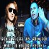 David Guetta VS Afrojack without you (Dj break)