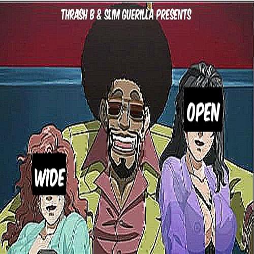 Wide Open x Thrash B ft. SG Rilla Mane [Prod. Young Jay]