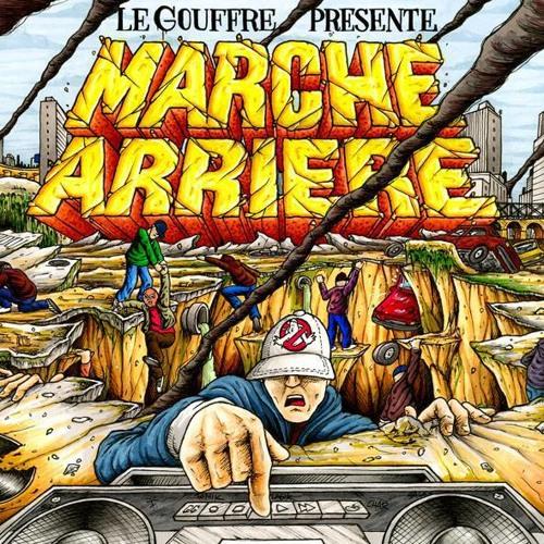 Le Gouffre Présente Anton Serra (L'Animalerie)   Marche Arrière