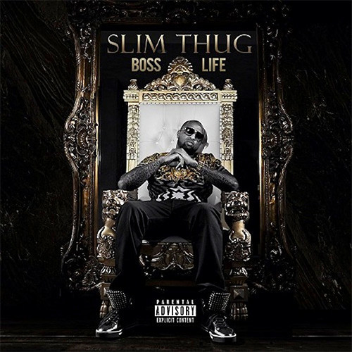 Slim Thug Boss Life 2013 (Full) by DJ Bout IT xP
