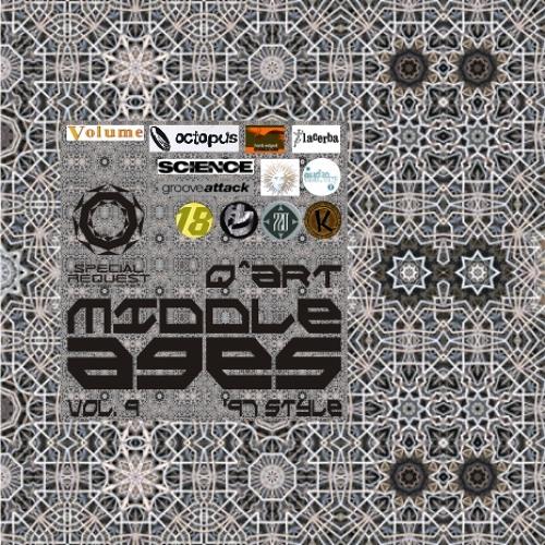 DJ Q^ART - Middle Ages ('97 Style) Vol. 9