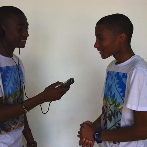 CRF youth reporters win an international radio award!