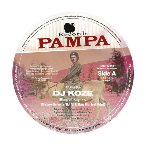 Pampa 018 A DJ Koze - Magical Boy (Matthew Herbert remix)