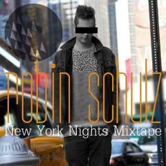 Robin Schulz - New York Nights Mixtape [DJ-Mix]