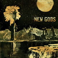 New Gods Razorblades Artwork