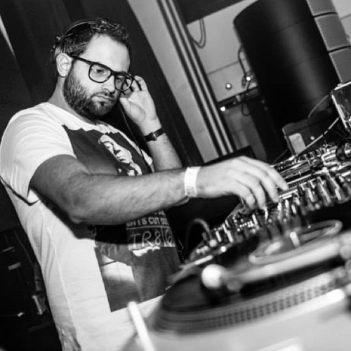 Mihalis Safras - Material Nights November Set 2013-11