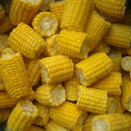 Corn on ghee