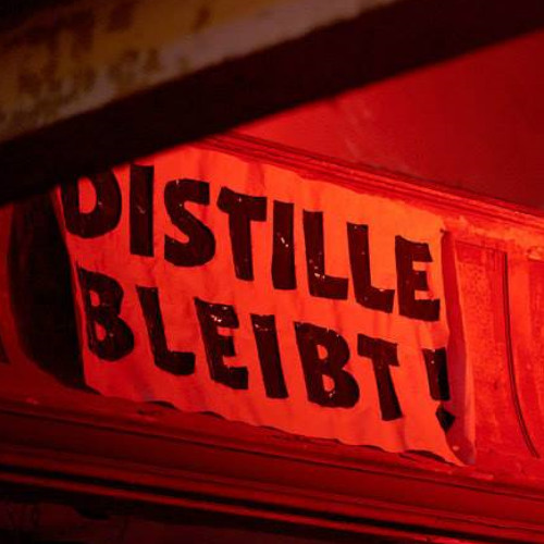 Christian Fischer Live @ Distillery 19.11.2013