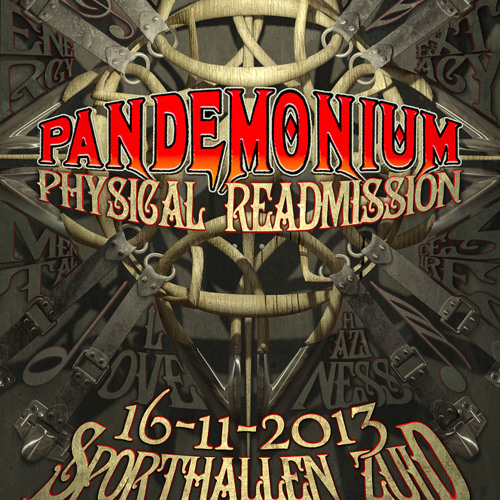 Audiokillers - Pandemonium Physical Readmission (16-11-2013)