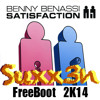 Benny Benassi presents The Biz - Satisfaction ( Suxx3n freeboot )