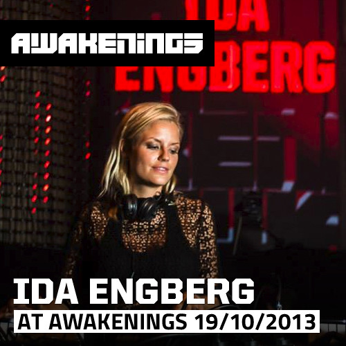 Ida Engberg at Awakenings ADE 19/10/2013