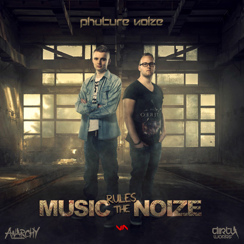 Phuture Noize ft. MC DL - Music Rules the Noize (Official HQ Preview)