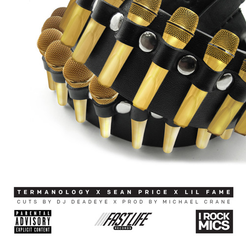"Termanology feat. Sean Price & Lil Fame ""I Rock Mics"" (STreet)(prod. by Michael Crane)"