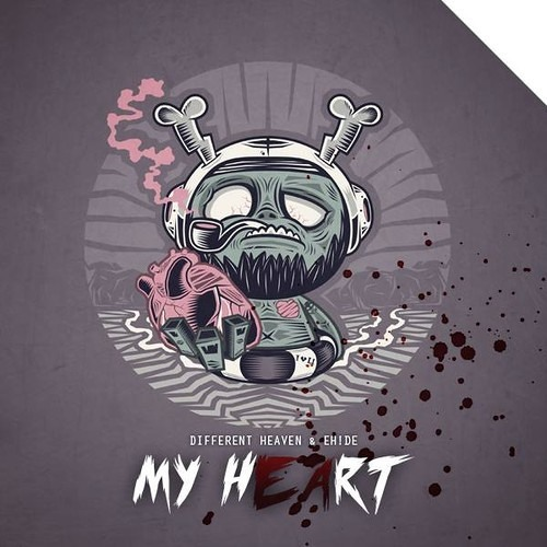 Different Heaven & EH!DE - My Heart (Spag Heddy Shine'm Sines Remix)