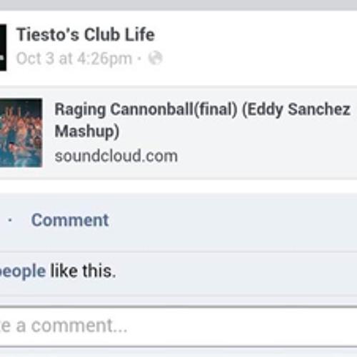 Raging Cannonball (Eddy Sanchez Mashup) FREE DOWNLOAD ******