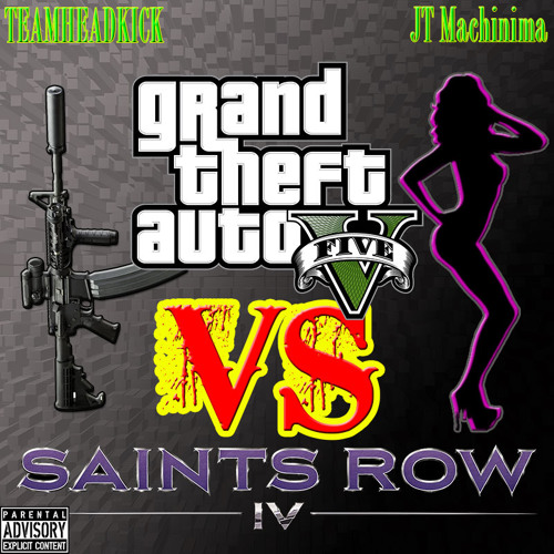 Grand Theft Auto VS Saints Row (METAL REMIX)