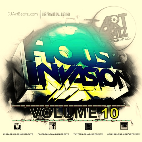 HOUSE INVASION VOL. 10 (ART BEATZ) [FREE DOWNLOAD]