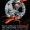 Kozzmozz 18 Years 2013 (Exclusive)