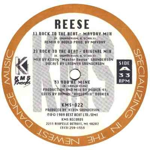 Reese - Rock To The Beat - My Story 001