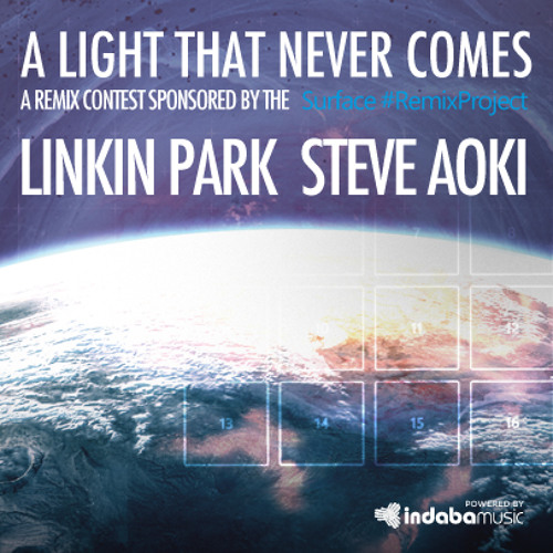 Linkin Park x Steve Aoki - A Light That Never Comes (BXT Remix)