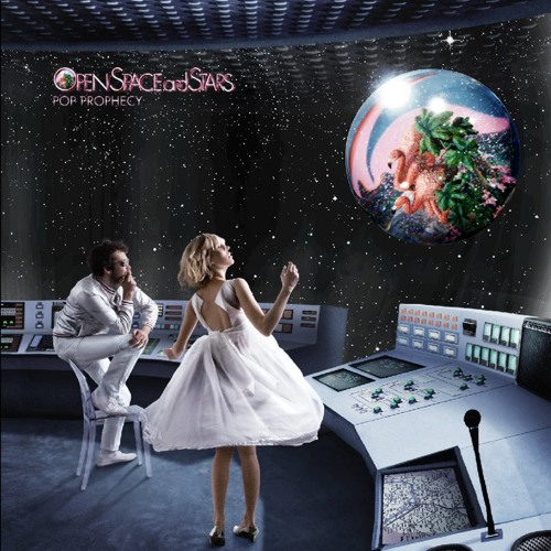 Open Space and Stars - Chad's Love Satellite