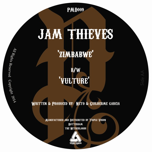 Jam Thieves - Vulture - PMD009B