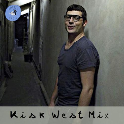 Radio show #105: Kisk West Mix