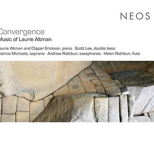 laurie altman - convergence: music of laurie altman (excerpts)