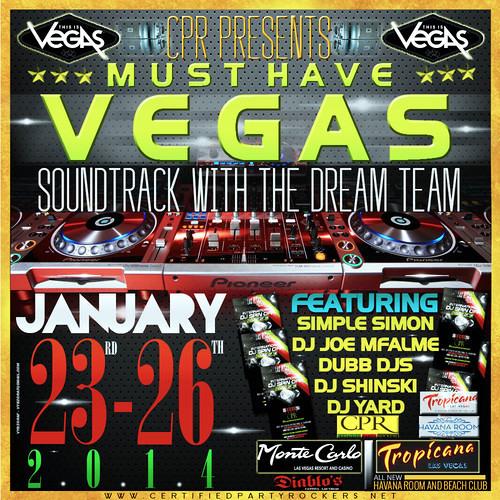 Las Vegas LV7S Pop Mix (Promo 2014)