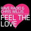 Feel The Love - Rave Radio & Chris Willis (Justin Prime Remix) :: SUPPORTED BY PAUL OAKENFOLD ::