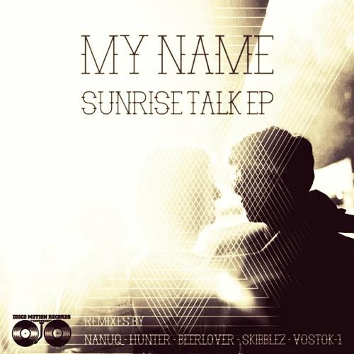 My NamE - Summer Temptation (Original Mix)