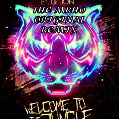 Alvaro & Mercer feat. Lil Jon - Welcome To The Jungle (The Mrho Original Remix) [DL Link Below]