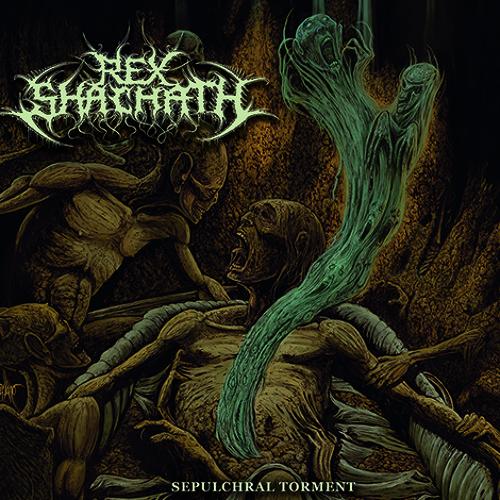 REX SHACHATH - Statues Of Death