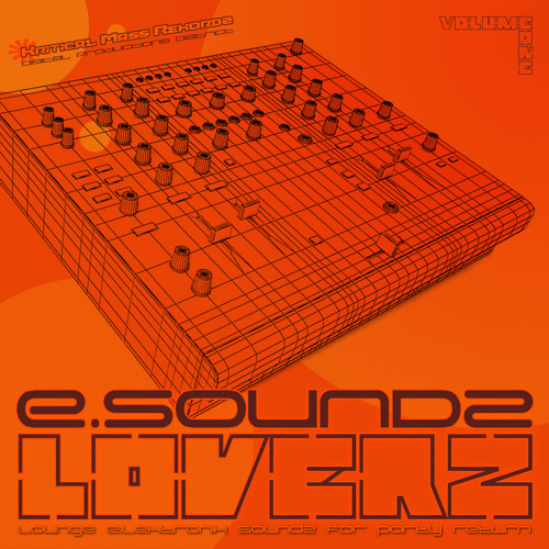 """""""LIFEFORMS"""" extract track from e.SOUNDZ LOVERZ vol.1"""