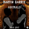 Martin Garrix - Animals (Will Sparks Remix) - (Maas & Otis Edit) Radio Edit
