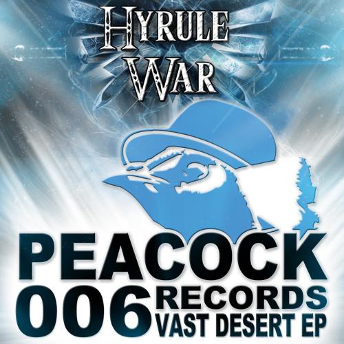 Hyrule War - The Vast Desert (Preview)