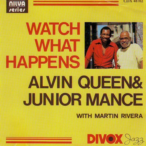Watch What Happens - Alvin Queen & Junior Mance Trio