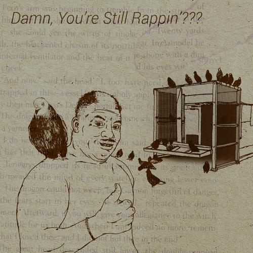 Drake Blackmon - Damn, You're Still Rappin'- - 11 Beast Among Zombies
