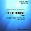 Deep House Music Logic Pro X Template